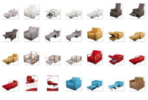 Kiraz refakatçi koltukları